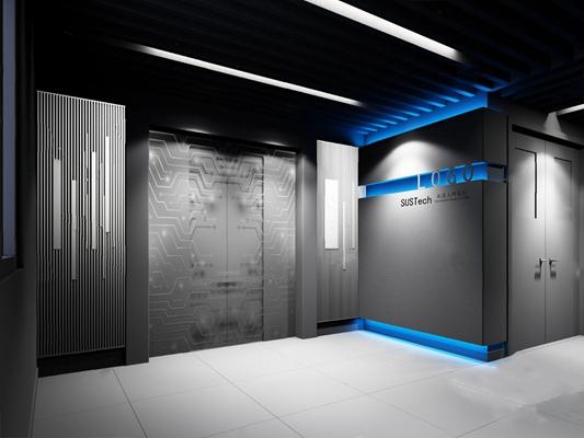 电梯间3D模型【ID:720012593】