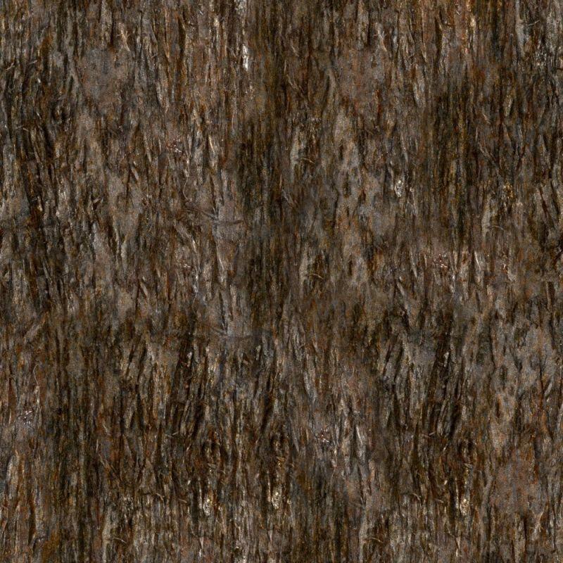 木纹木材-树皮高清贴图【ID:236471333】