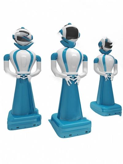 机器人3D模型【ID:320608579】