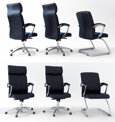 现代办公椅3D模型【ID:226234917】