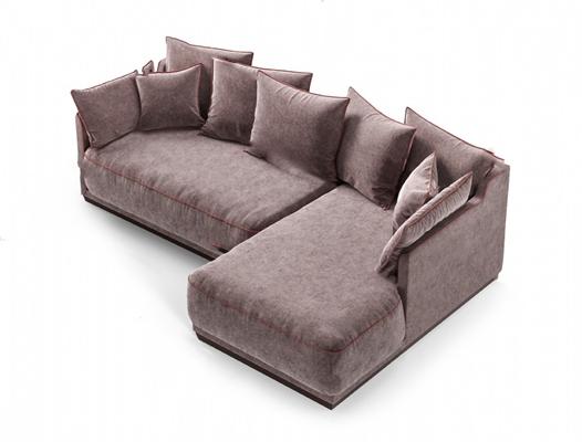 现代多人沙发3D模型【ID:720614166】