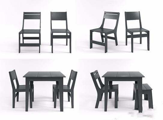 室外桌椅组合 现代桌椅组合 室外桌椅组合 桌子 休闲椅 凳子