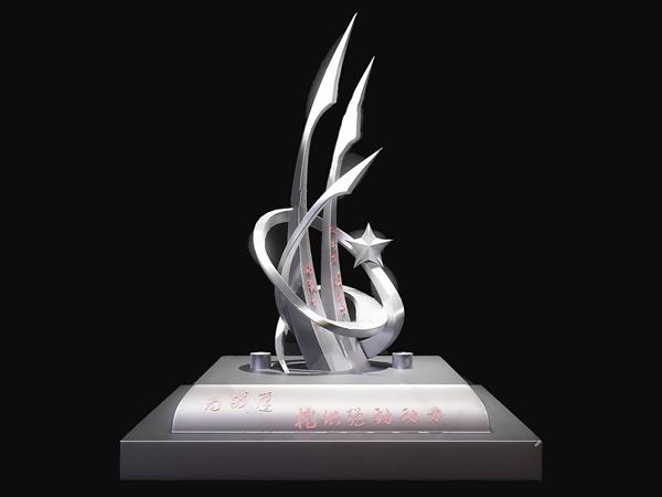 國標雕塑3D模型【ID:346260158】