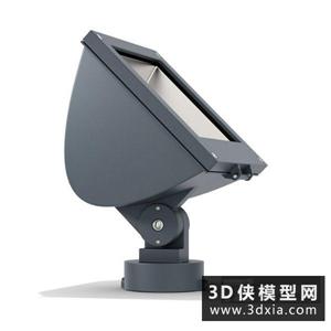 射燈國外3D模型【ID:929818101】