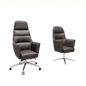 意大利VISIONNAIRE现代办公椅组合3D模型【ID:228229952】