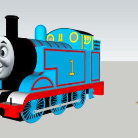 托马斯坦克引擎与玩具故事狗大小比较 机械 火车 监视器 箱包 机器 【ID:639418756】