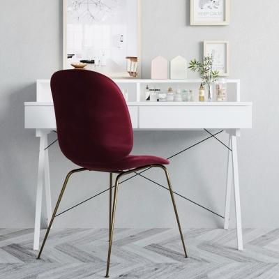 北欧梳妆台单椅组合3D模型【ID:227781652】