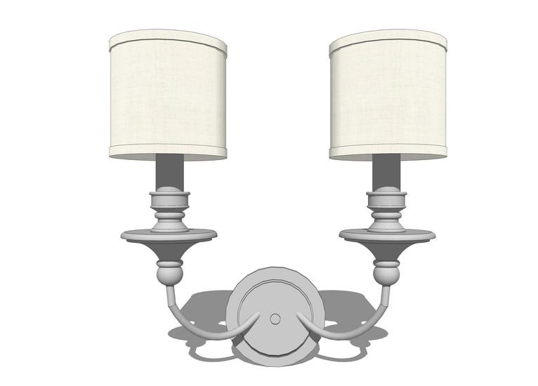壁燈SU模型【ID:336335998】