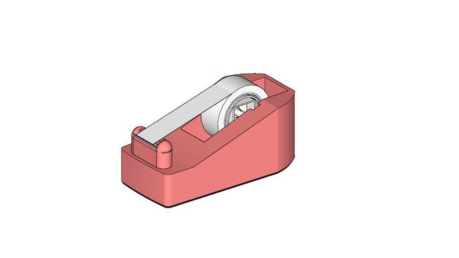 磁带分配器SU模型【ID:939430893】