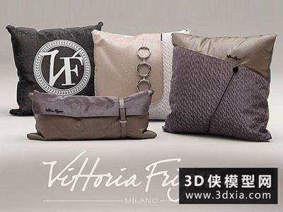 抱枕国外3D模型【ID:329384861】