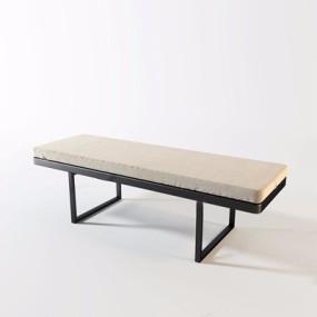 现代床尾椅ALS3D模型【ID:427983347】
