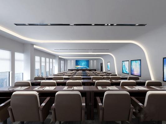 会议室3D模型【ID:920024798】
