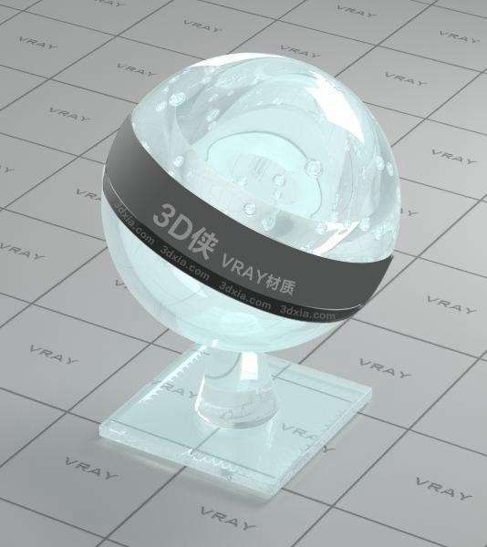 玻璃Vray材質【ID:736411571】