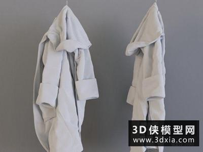 衣服國外3D模型【ID:929480686】