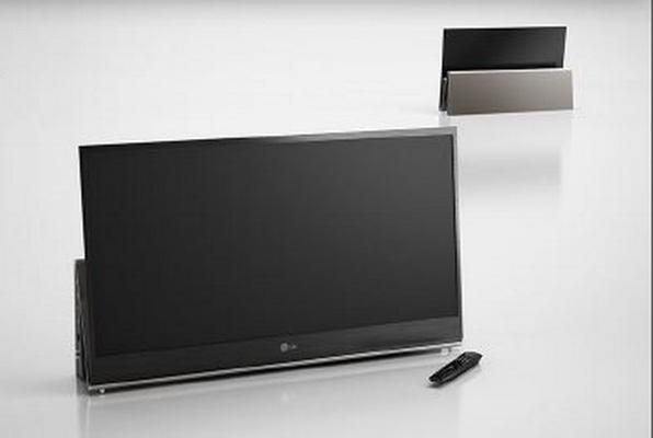 黑色电视3D模型【ID:115064391】