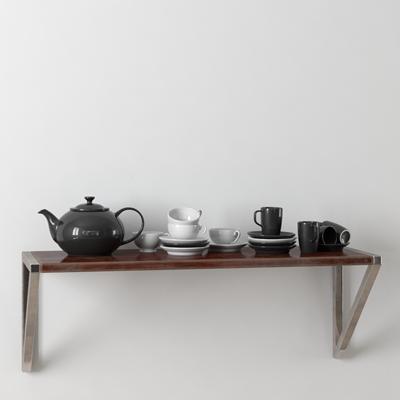 茶壶茶杯组合3D模型【ID:115235073】