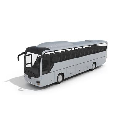灰色大巴3D模型【ID:115243569】