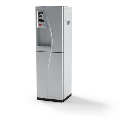 灰色饮水机3D模型【ID:115276776】
