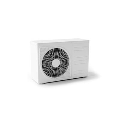 白色空调3D模型【ID:115279462】