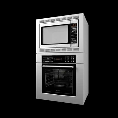 银色烤箱3D模型【ID:115282875】