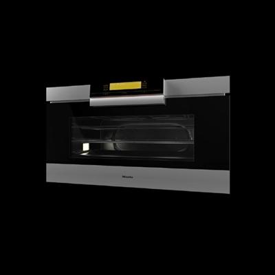 黑色烤箱3D模型【ID:115282885】