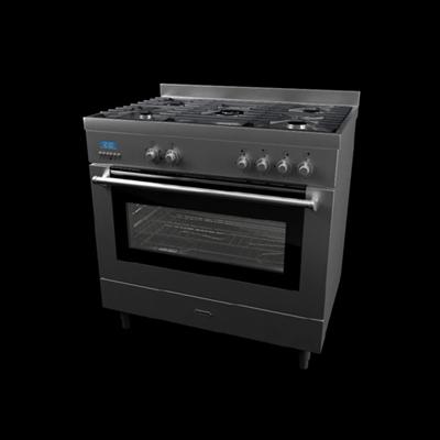 灰色烤箱3D模型【ID:115283825】