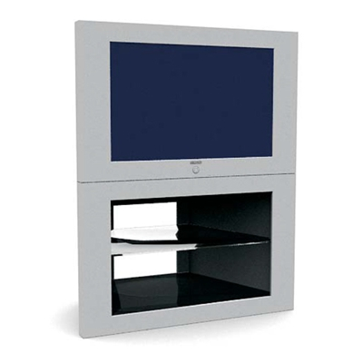 灰色电视3D模型【ID:115336360】
