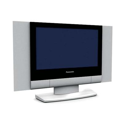 灰色电视3D模型【ID:115336364】