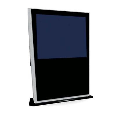 黑色电视3D模型【ID:115336367】