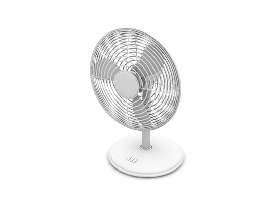 白色电风扇3D模型【ID:115352958】