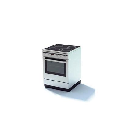 白色烤箱3D模型【ID:115376834】