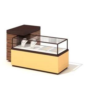 透明玻璃珠宝柜台3D模型【ID:115422718】