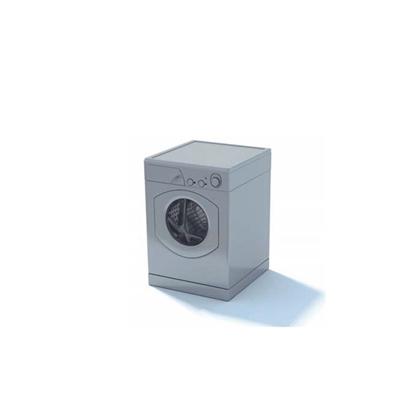 灰色洗衣机23D模型【ID:115478542】