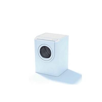 白色洗衣机13D模型【ID:115478544】