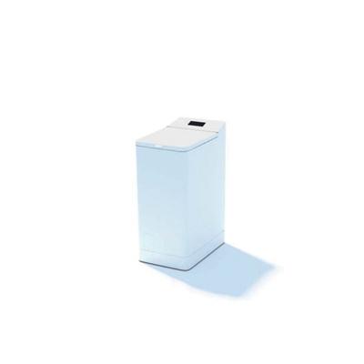 白色洗衣机83D模型【ID:115478557】