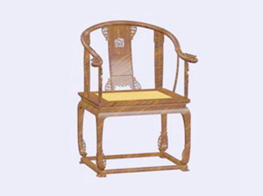 圈椅253D模型【ID:117024542】