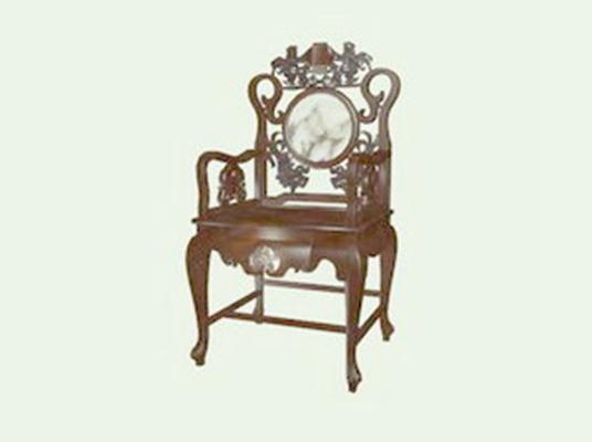 圈椅403D模型【ID:117024573】