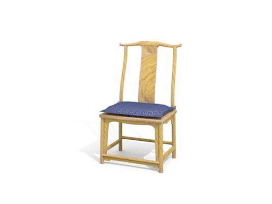 圈椅443D模型【ID:117024582】