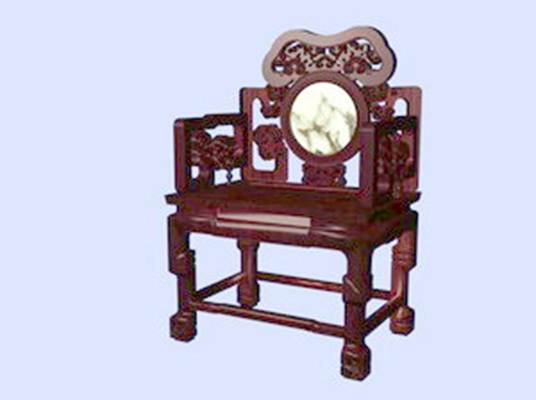 圈椅473D模型【ID:117024592】