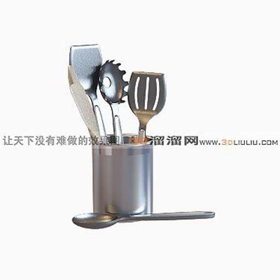 厨具组合233D模型【ID:117069570】