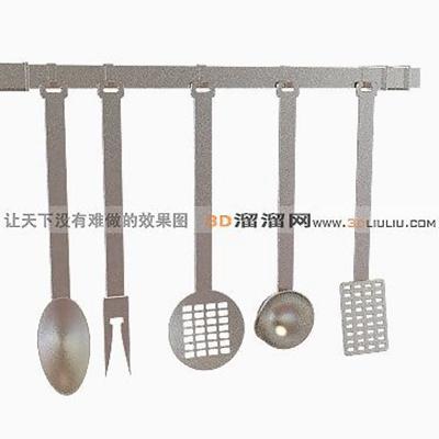 厨具组合253D模型【ID:117069577】
