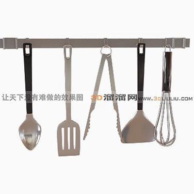 厨具组合293D模型【ID:117069586】