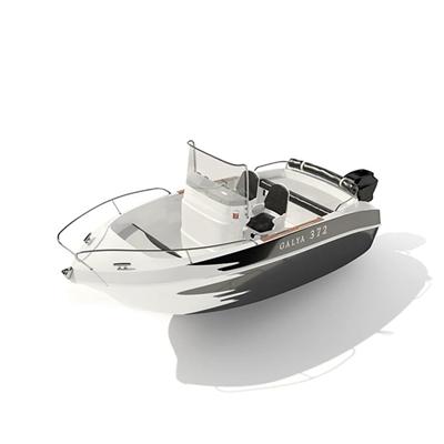 快艇13D模型【ID:117080141】