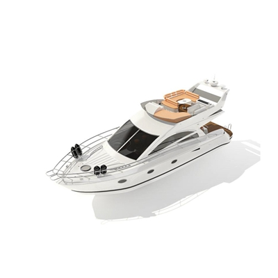 快艇33D模型【ID:117080150】