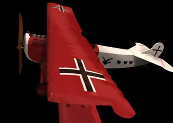 客机13D模型【ID:117121499】