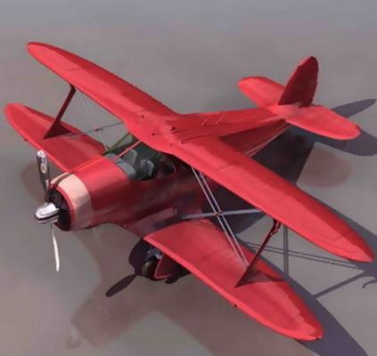 客机33D模型【ID:117122403】