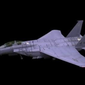 客机93D模型【ID:117122445】