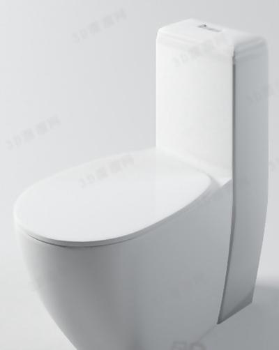 马桶303D模型【ID:117129975】