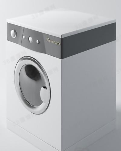 洗衣机23D模型【ID:117132553】