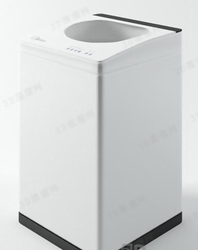 洗衣机33D模型【ID:117132557】
